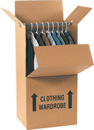 Wardrobe Moving Boxes