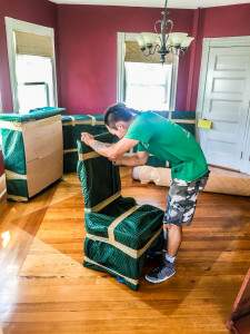 Wrapping Services - Residential Moving