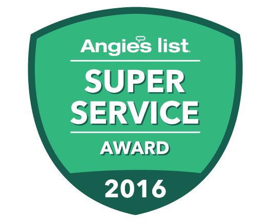 Angies list super service award lexel 2016
