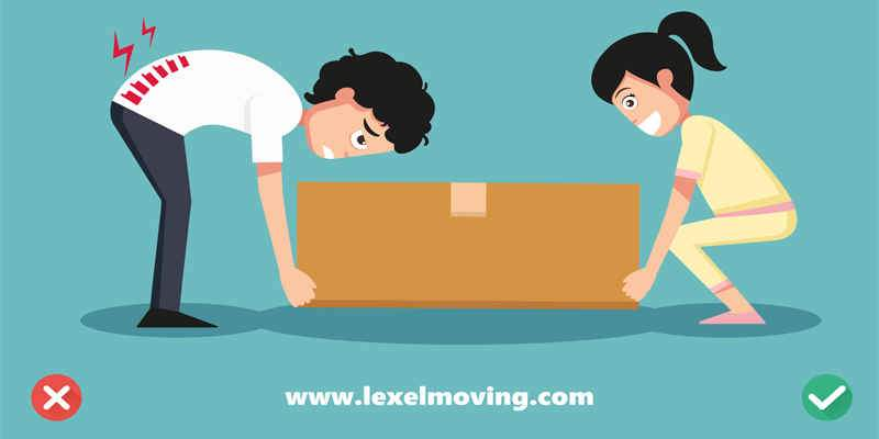 Moving furniture safely lexel moving boston movers